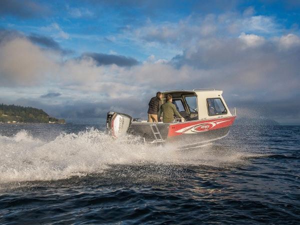 Hewescraft Sea Runner 210 HT ET