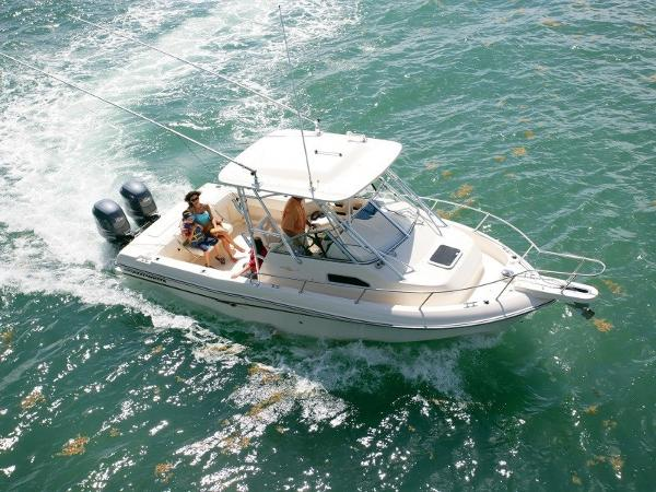 Grady-White Gulfstream 232 D