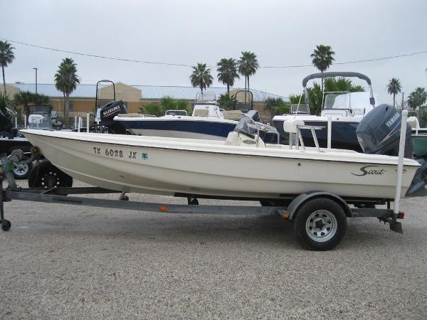 Scout 177 Sport Fish