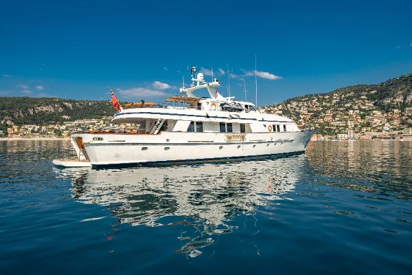 Motor Yacht Ferronavale