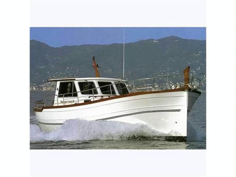 Menorquin Astilleros Menorca Menorquin 120 t