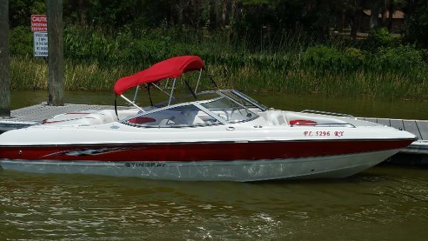 Stingray 195 LR