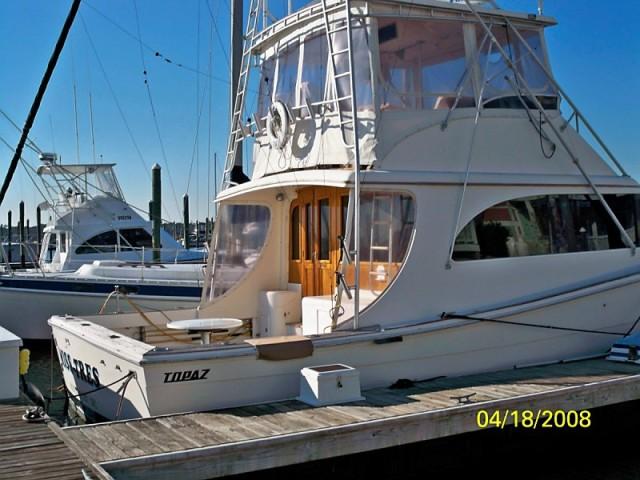 Topaz 44FT Sportfisherman LOADED