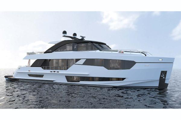 Ocean Alexander 90R Enclosed Bridge Motoryacht