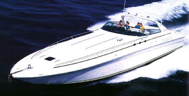 Sea Ray 630 Super Sun Sport Manufacturer Provided Image