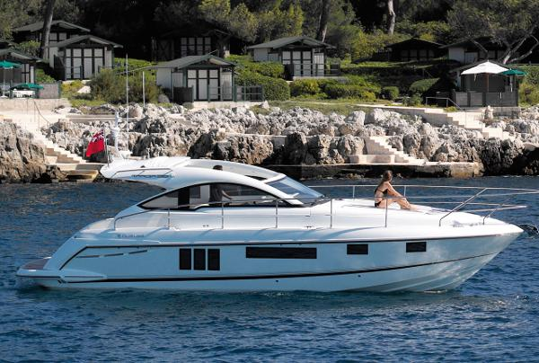 Fairline Targa 38 Open Manufacturer Provided Image: Fairline Targa 38 Open