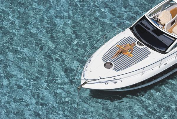 Fairline Targa 38 Open Sunbed