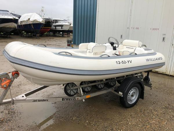 Jet Tender Williams Turbojet 325