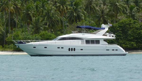 Princess Yachts 23M