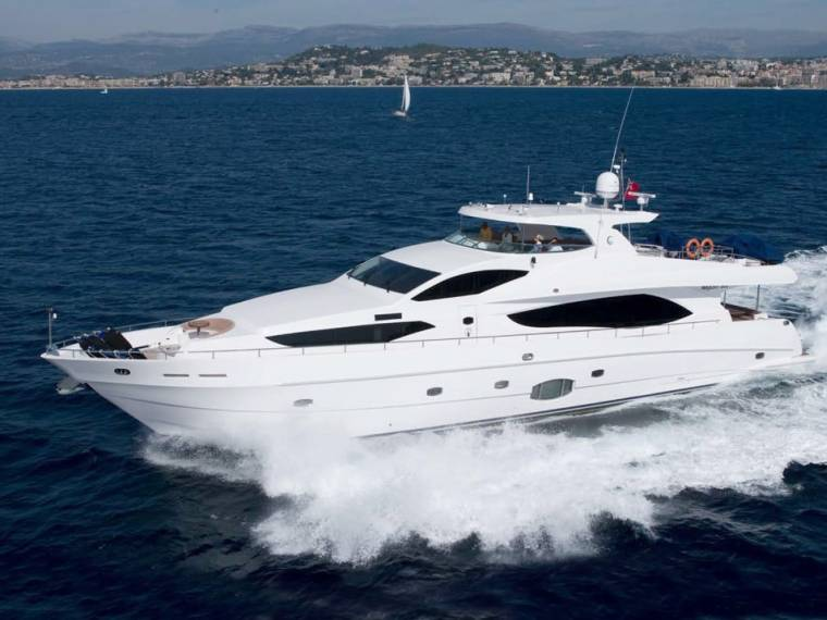 Majesty Yachts Majesty 101