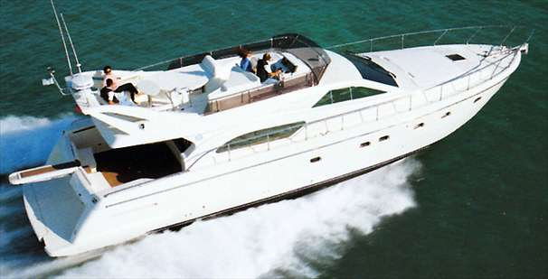 Ferretti Yachts 57 Manufacturer Provided Image