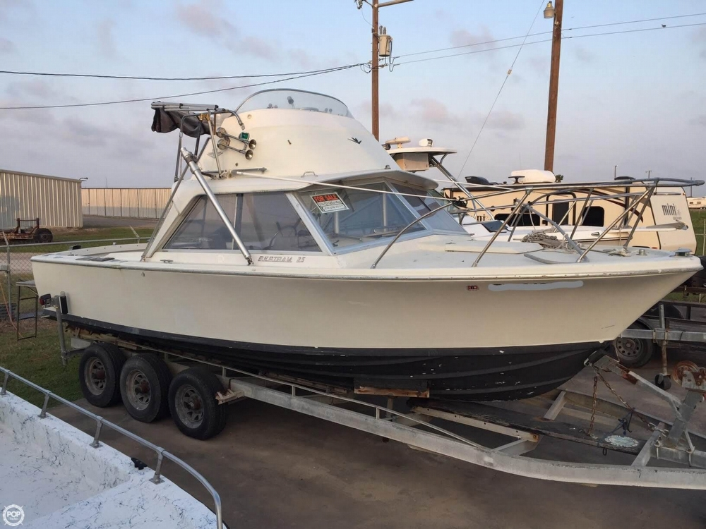 Bertram 25 Mk. II Sport Fisher 1967 Bertram B26 Ml. II Sport Fisher for sale in Corpus Christi, TX