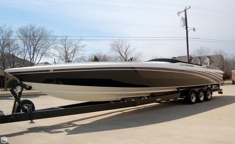 Scarab 43 Thunder 1995 Scarab 43 Thunder for sale in Hickory Creek, TX