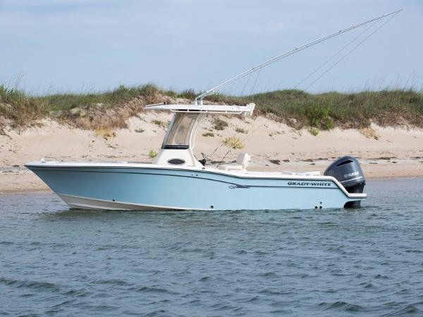 Grady-White Fisherman 236