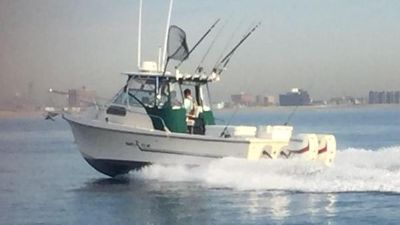 Sea Ox 25 Blue Water Pro