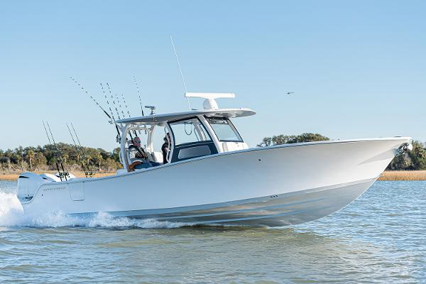 Sportsman Open 352 Center Console Manufacturer Provided Image