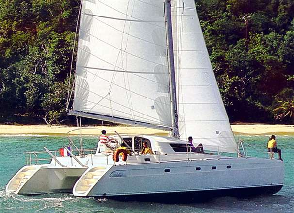Fountaine Pajot Venezia 42 Manufacturer Provided Image: Photo: Y. Ronzier / B. Henry.