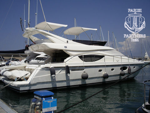 Ferretti Yachts 550 Fly Photo 1