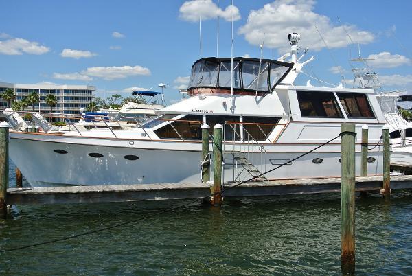 Ocean Alexander Motor Yacht 48 Motor Yacht
