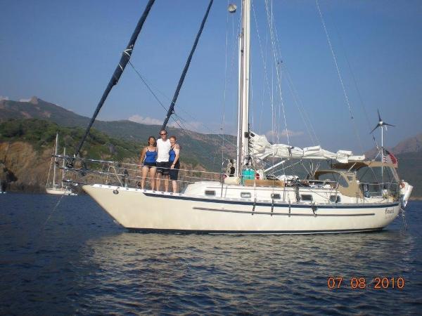 Pacific Seacraft 37 Voyagemaker