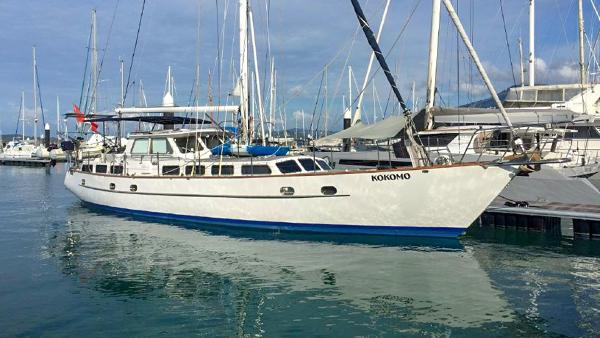 Cooper Pilothouse 60