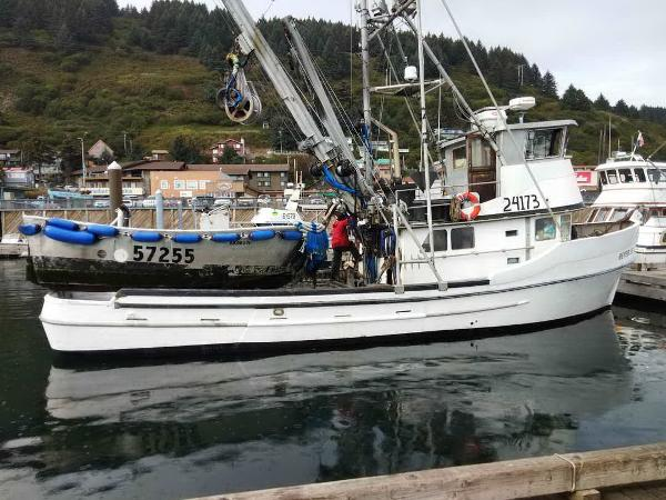 Commercial Purse Seiner & Permit Package