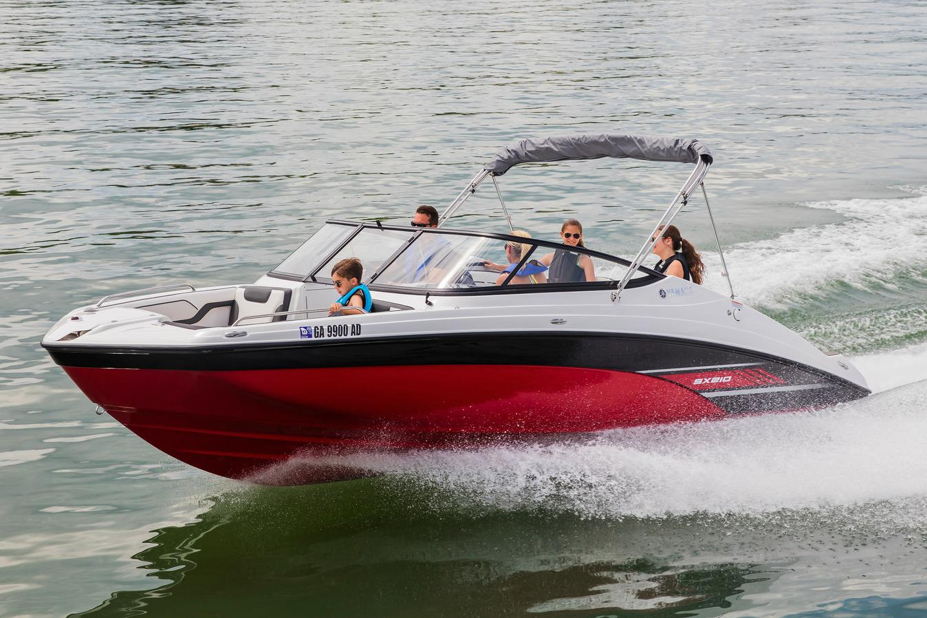 yamaha sx210 boats for sale