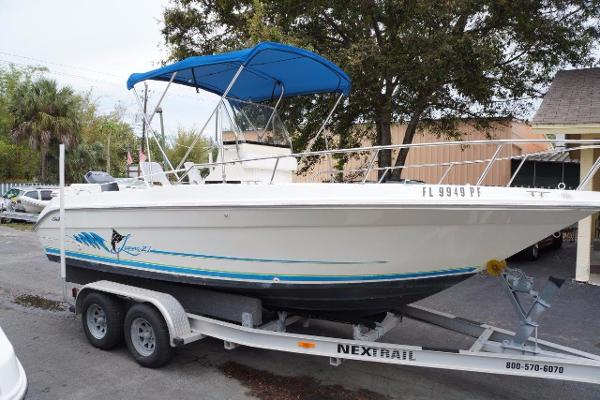 Sea Ray Laguna 21 Center Console