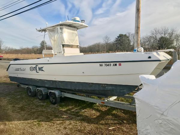 Sea Cat 2550