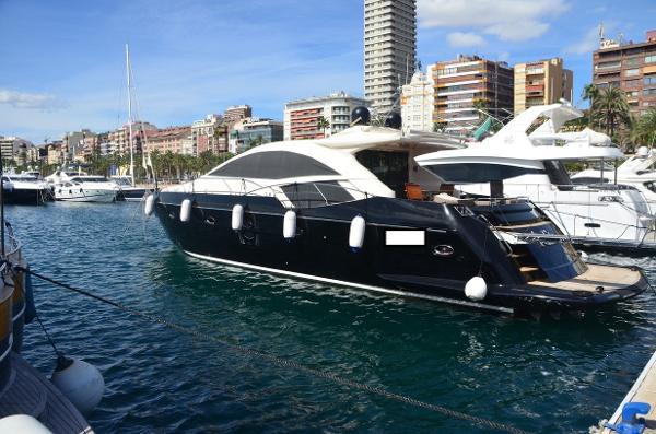 Queens Yachts 72