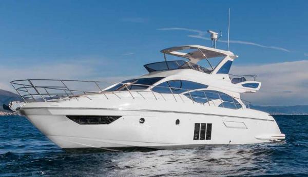 Azimut 54 Motor Yacht Azimut 54 Sister boat