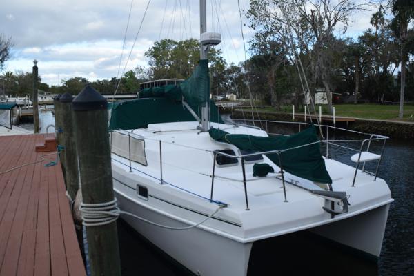 Endeavour Catamaran 34