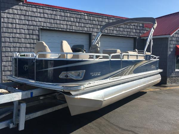 Tahoe Pontoon GT Quad Fish - 21'