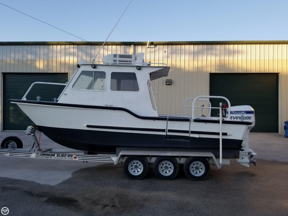 Monark 23 1985 MonArk 23 for sale in Lakeland, FL