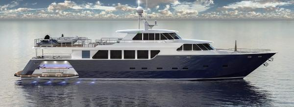 Pachoud Yachts 120' LOMOcean Motor Yacht Pachoud Yachts 120' Motor Yacht