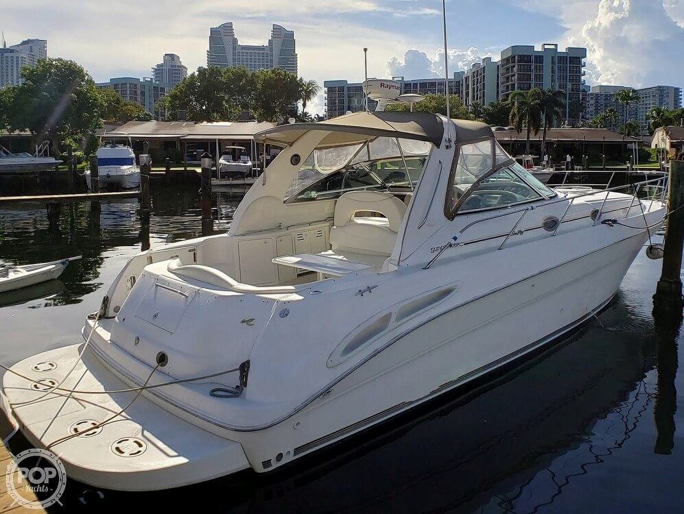 Sea Ray 410 Sundancer 2000 Sea Ray 410 Sundancer for sale in Hallandale Beach, FL