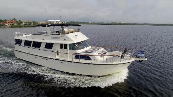 Hatteras 68 Motoryacht