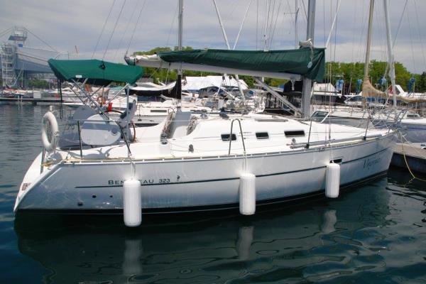 Beneteau 323 2006 Beneteau 323