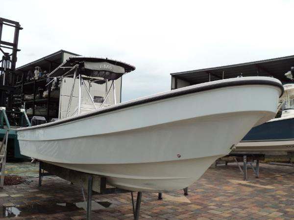 Angler Boats 26 Cc Panga