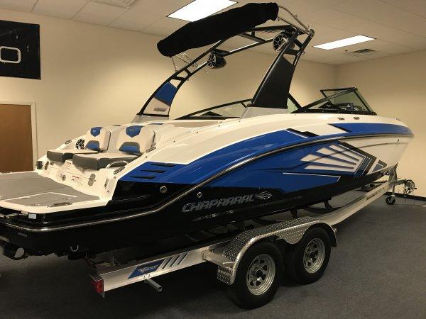 Chaparral 243 VRX Jet Boat