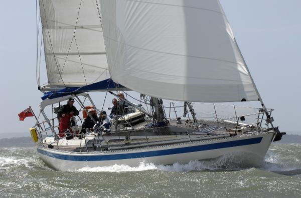 Sweden Yachts 41 MK II