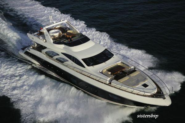 Azimut 98 Leonardo Azimut 98 Leonardo Sailing