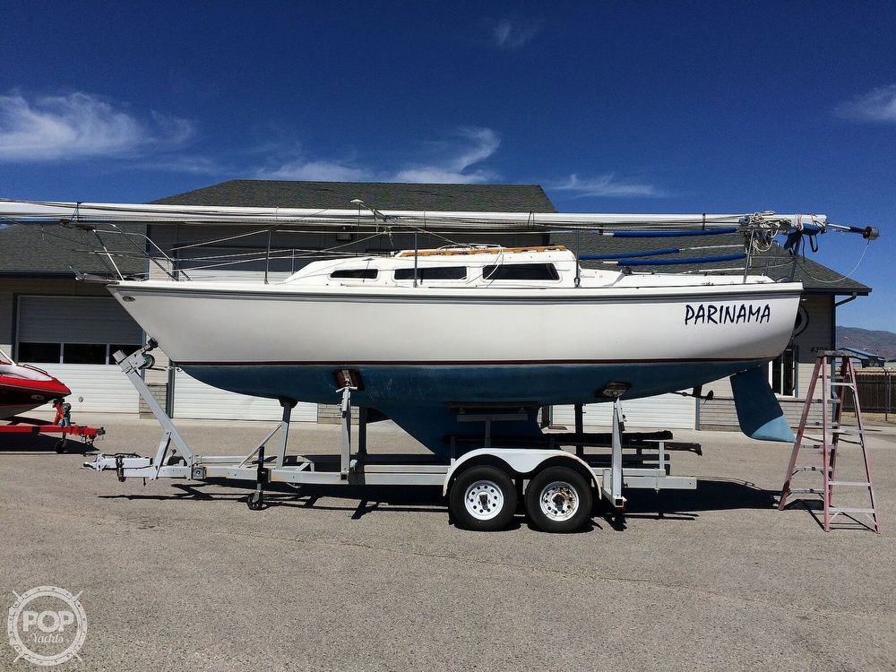 Catalina 27 1982 Catalina 27 for sale in Boise, ID