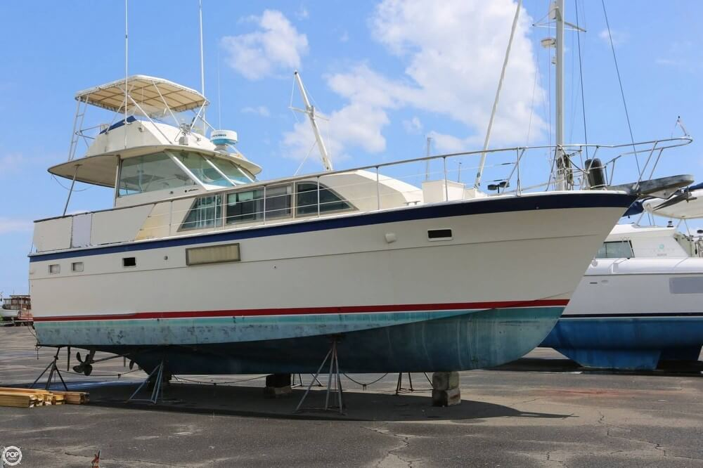 Hatteras 43 Double Cabin Motoryacht 1972 Hatteras 43 Double Cabin for sale in Bridgeport, CT