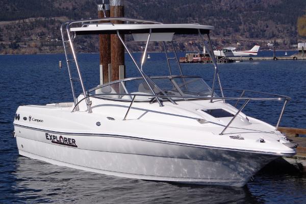 Campion Explorer 632 Sport Cabin BRA