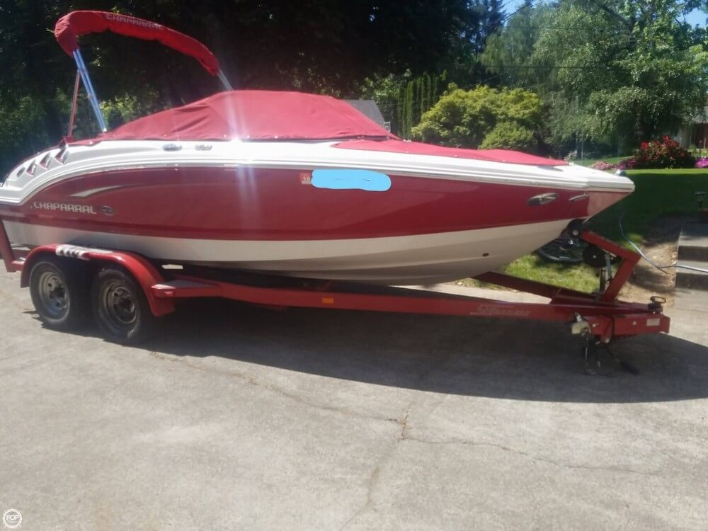 Chaparral 196 SSi 2010 Chaparral 196ssi for sale in Tigard, OR