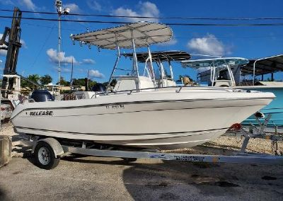 Release Boatworks 180 RX