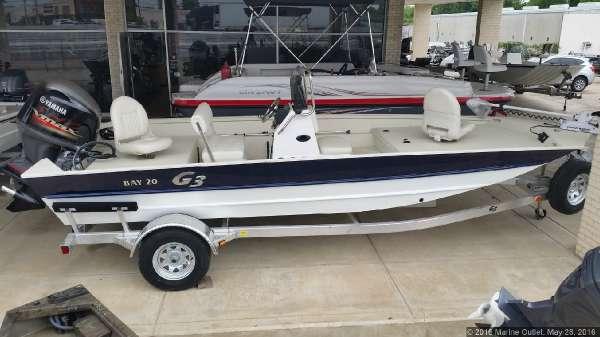 G3 Boats Bay 20