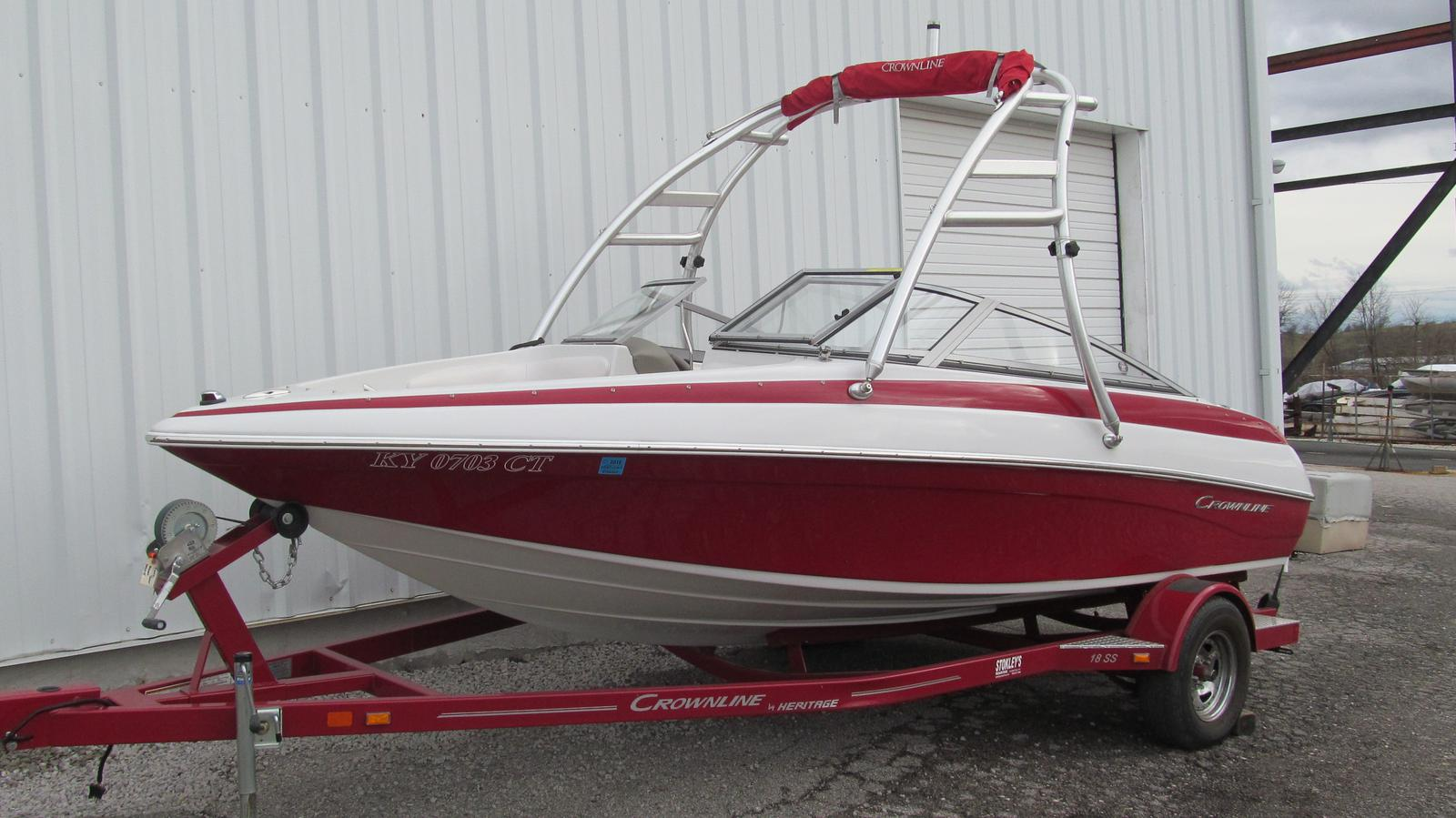 Crownline Bowrider 18 SS WT