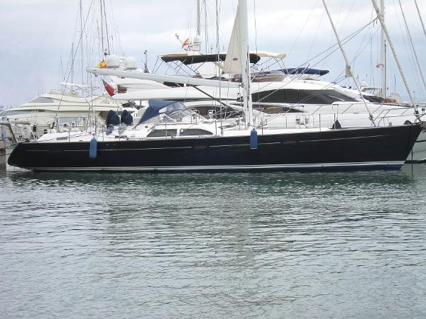 Moody 64 sailing yacht Moody 54 for sale